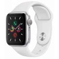 Apple Watch Series 5 (44 мм) Silver