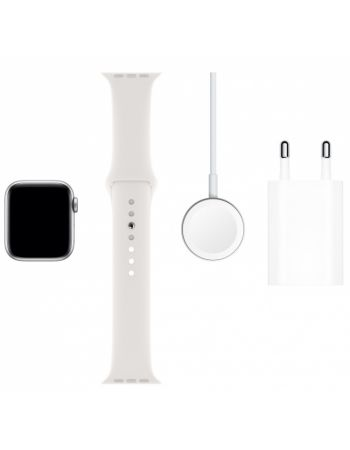 Apple Watch Series 5 (44 мм) Silver