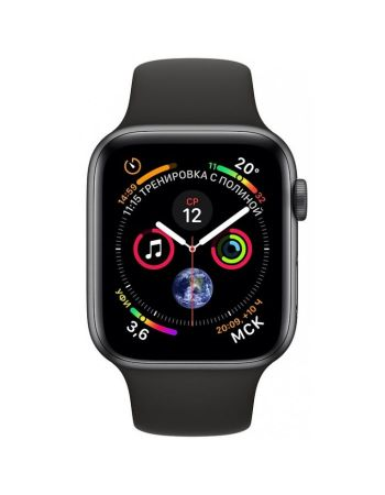 Apple Watch Series 4 (40 мм) Black