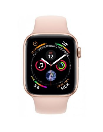 Apple Watch Series 4 (44 мм) Gold