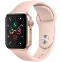 Apple Watch Series 5 (40 мм) Rose Gold