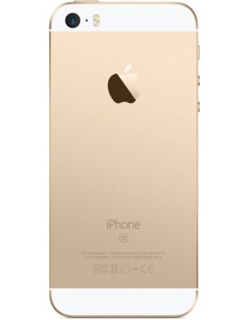 Apple iPhone SE 128 ГБ Золотой