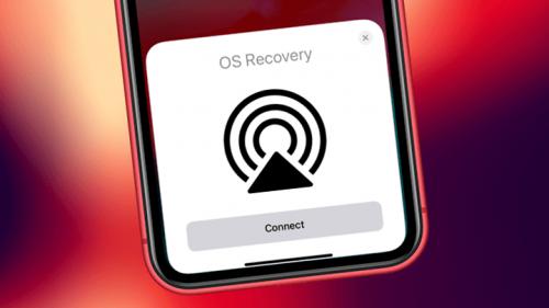 Apple позволит восстанавливать iPhone по Wi-Fi