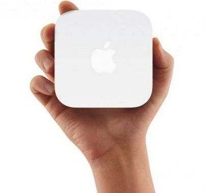 Apple выпустила обновление системы 7.8.1 для роутеров AirPort.