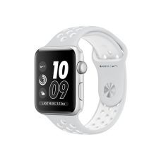 Apple Watch Nike+ 42 мм, корпус из серебристого ал…