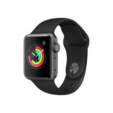 Apple Watch Series 3 (38 мм) Black
