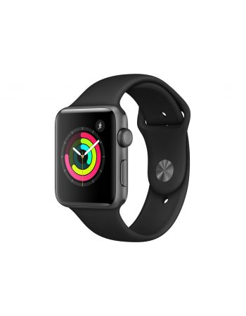 Apple Watch Series 3 (42 мм) Black