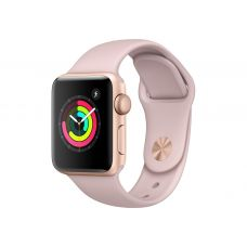 Apple Watch Series 3 (38 мм) Pink