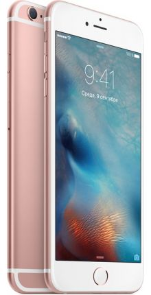 Apple iPhone 6s Plus 16 ГБ Розовый