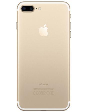 iPhone 7 Plus 32 ГБ Золотой задняя крышка
