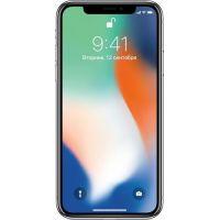 Apple iPhone X 64 ГБ Серебристый UA