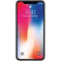 Apple iPhone X 64 ГБ Серый космос UA