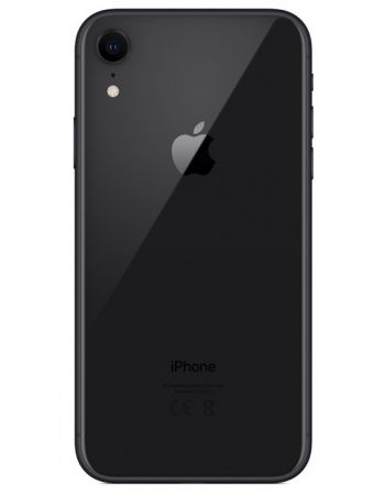 iPhone XR 64 ГБ черный задняя крышка