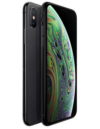 iPhone XS 64 ГБ «серый космос» задняя крышка с камерой и дисплей