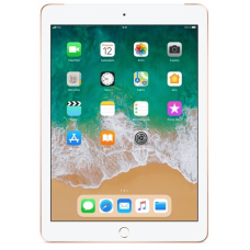 Apple iPad (2018) Wi-Fi + Cellular 128 ГБ, золотой