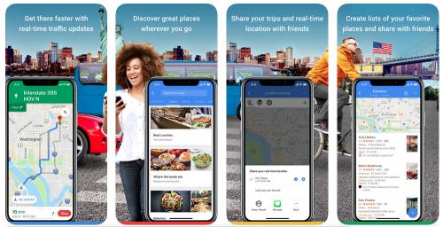 Приложения Appstore для путешествий