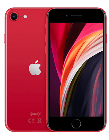 Apple iPhone SE  2020 64 ГБ Красный