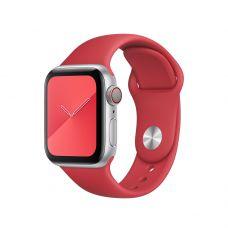 Спортивный ремешок для Apple Watch 42/44 мм, (PRODUCT)RED