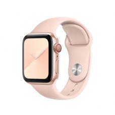 Спортивный ремешок для Apple Watch 42/44 мм, «Розовый песок»