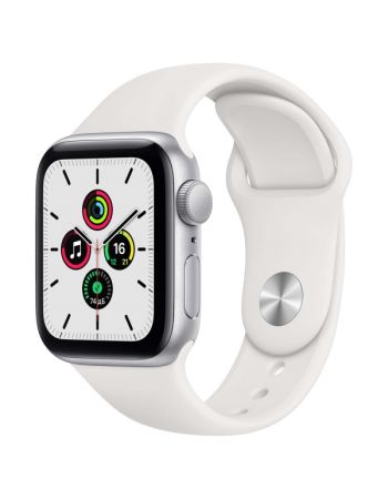 Apple Watch SE (40 мм) Silver