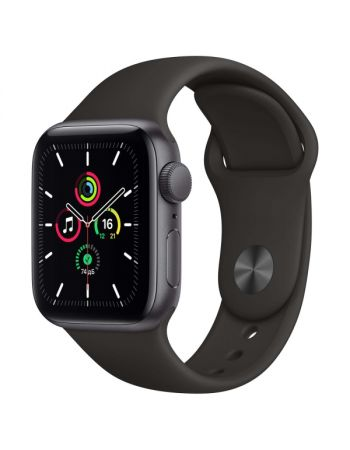Apple Watch SE (40 мм) Space grey
