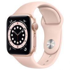 Apple Watch Series 6 (40 мм) Gold